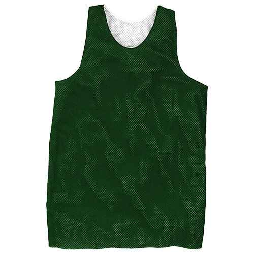 gifts and gadgets store - Rawlings RMJ-DG-92 Reversible Basketball Practice Jersey Dark Green XXL - Baseball and Softball - Outdoor Sports
