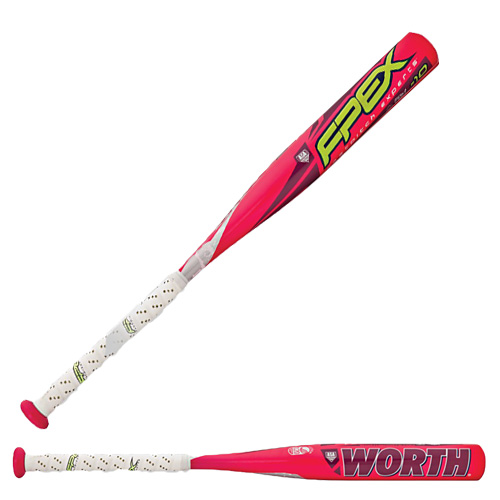 Worth Fpex 10 Youth Fast Pitch Aluminum Softball Bat
