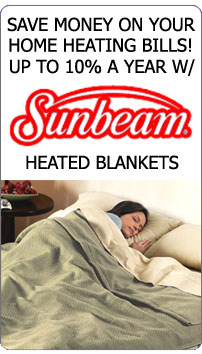 Sunbeam Heated Blankets