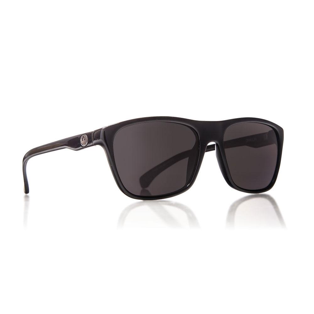 Details about Dragon Alliance DR506S Carry On Sunglasses Jet Black Frames Gray  Lenses ac944c8666