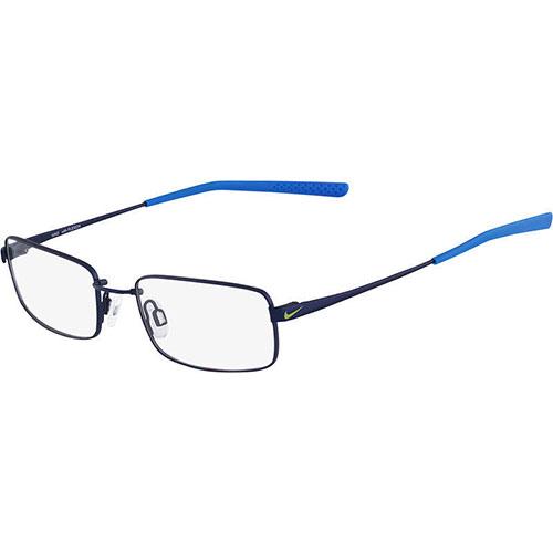 Nike Mens Eyeglasses 4631-426 Satin Cobalt Blue Full Rim ...