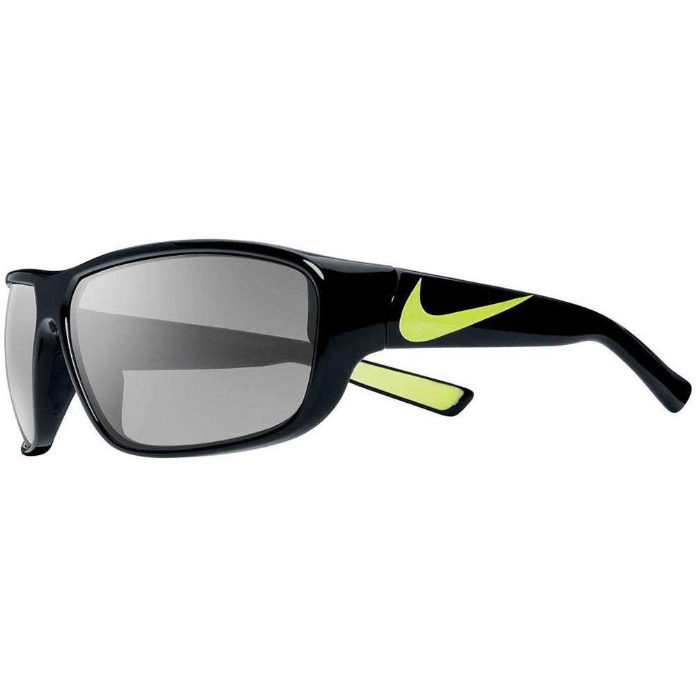 Nike Black Frame Glasses : Nike EV0781-071 Sunglasses Mercurial 8.0 Black Volt Frame ...