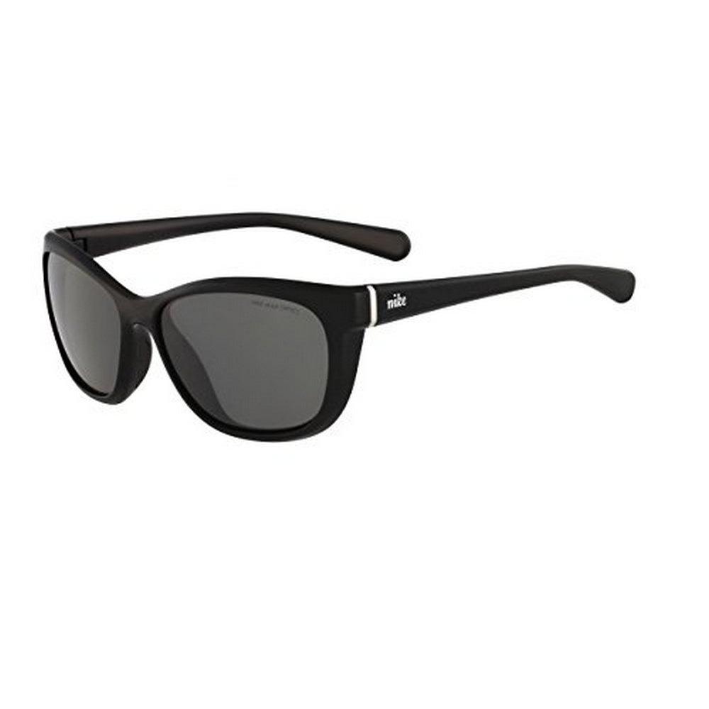 Nike Black Frame Glasses : Nike EV0836-001 Womens Gaze 2 Cat Eye Sunglasses Black ...