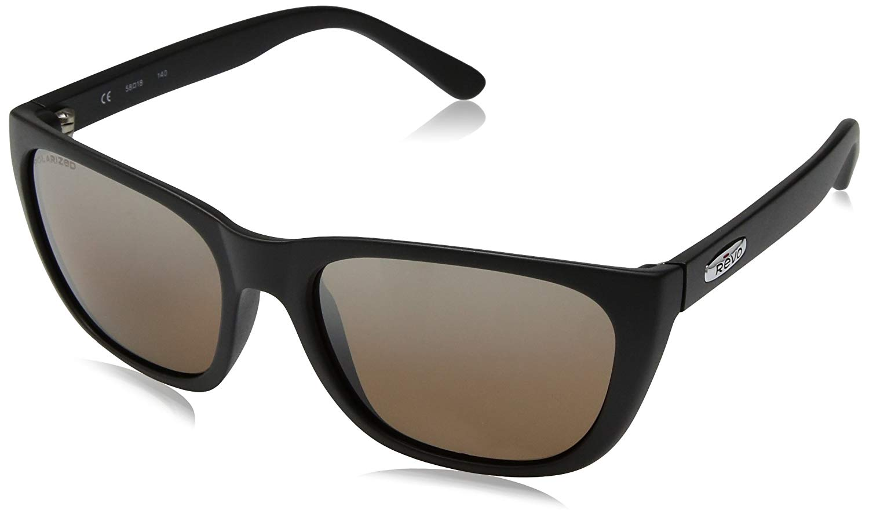 9647f38b0b Revo RE 4051 01 GHG Unisex Grand Advanced Polarized Sunglasses Matte Black