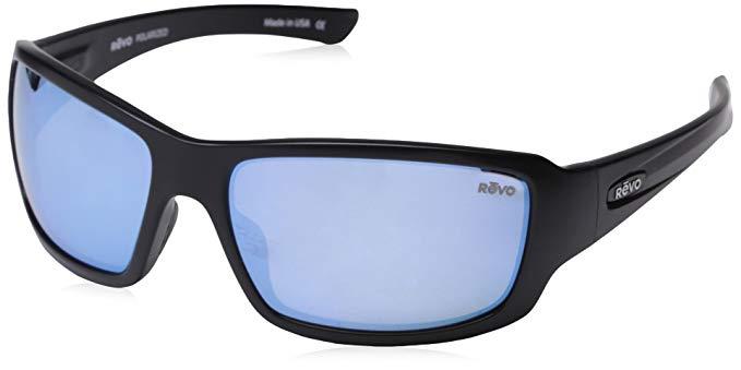 fcc02009bb0a Revo Sunglasses Men Polarized Re 4057 Matte Black 01gy Bearing 64mm ...