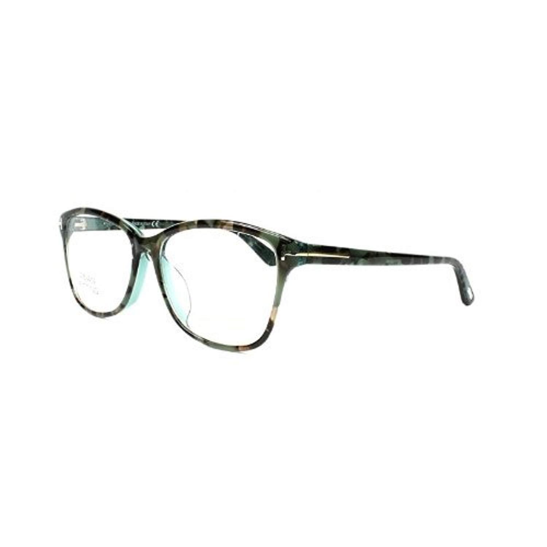 494ac9537c9f Details about Tom Ford FT5404-F-56A Optics Unisex Eyeglasses Blue Brown Mix  Frames