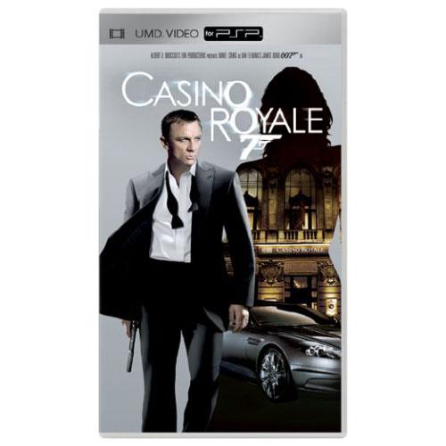 Casino Royale Bathroom Fight: Casino Royale (2006) UMD Video For PSP