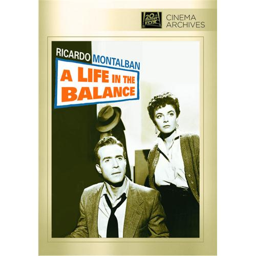 A Life In The Balance DVD Movie 1955 - Drama Movies and DVDs