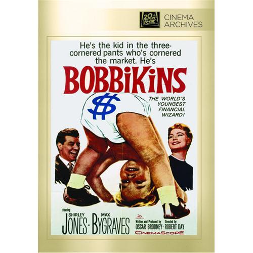Bobbikins DVD Movie 1959 - Comedy Movies and DVDs