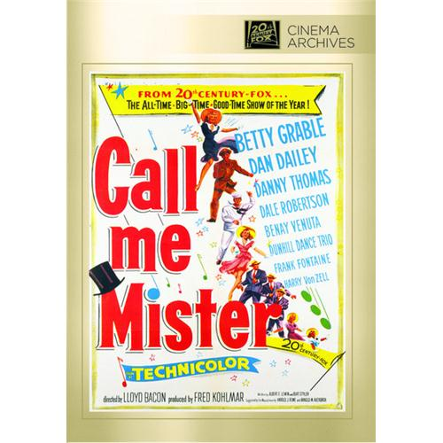 gifts and gadgets store - Call Me Mister DVD Movie 1951 - Comedy - Movies and DVDs