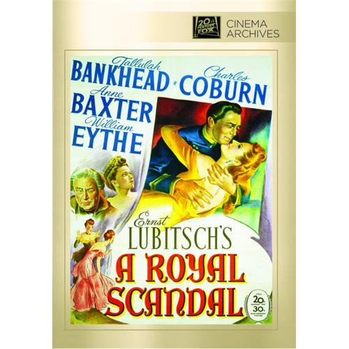 A Royal Scandal DVD Movie 1945 - Comedy Movies and DVDs