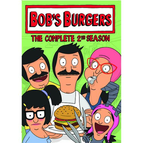 Bobs Burgers Season 2 DVD Movie 2012 - Animation Movies and DVDs