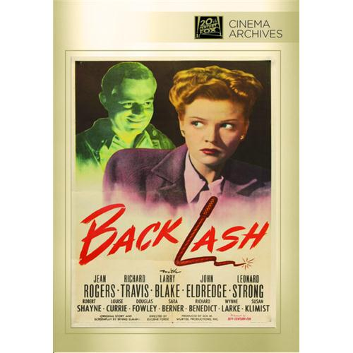 Backlash DVD Movie 1947 - Drama Movies and DVDs
