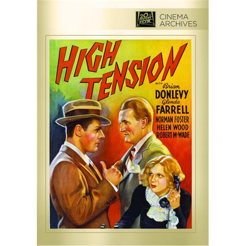 High Tension DVD-5 024543952503