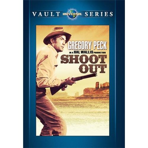 Shoot Out (1971) DVD-5 025192052187
