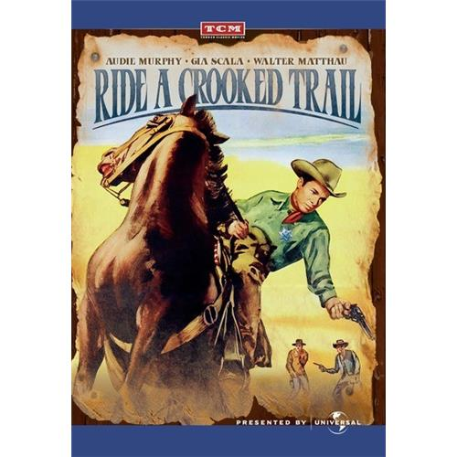 Ride a Crooked Trail DVD-5 025192097560