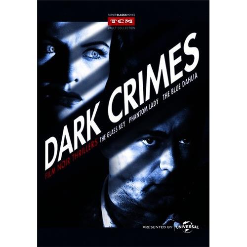 Dark Crimes: Film Noir Thrillers - Volume 1 DVD DVD-5 025192140242