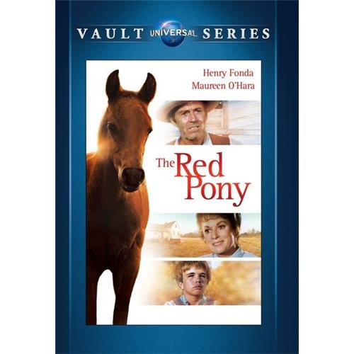 The Red Pony DVD-5 025192164392