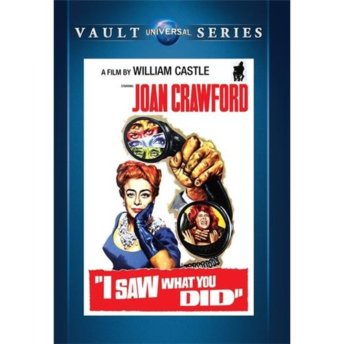 I Saw What You Did DVD-5 025192235986