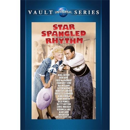 Star Spangled Rhythm DVD-5 025192243165