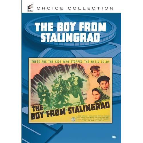 Boy From Stalingrad, The DVD-5 043396440487