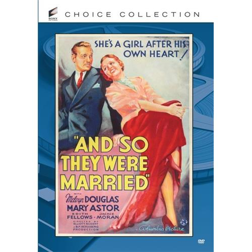 And So They Were Married - Comedy Movies and DVDs