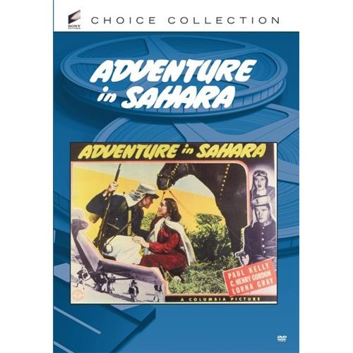 Adventure in Sahara - Action and Adventure Movies and DVDs