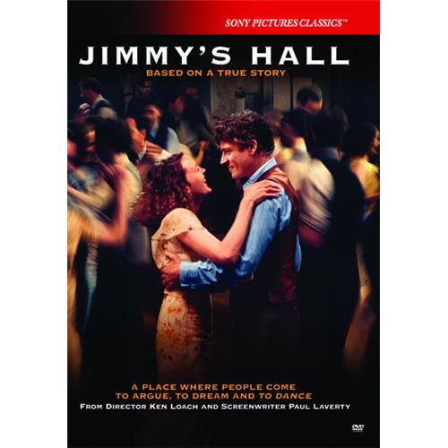 Jimmy's Hall DVD-5 043396455344