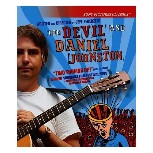 The Devil and Daniel Johnston (Blu-ray) BD-25 043396488014