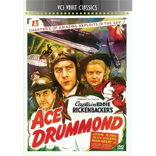 ACE DRUMMOND (SERIAL) DVD - Action and Adventure Movies and DVDs