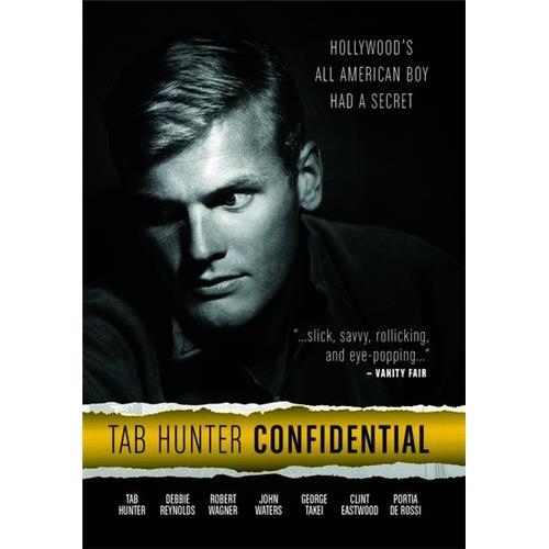 Tab Hunter Confidential DVD9 191091001158