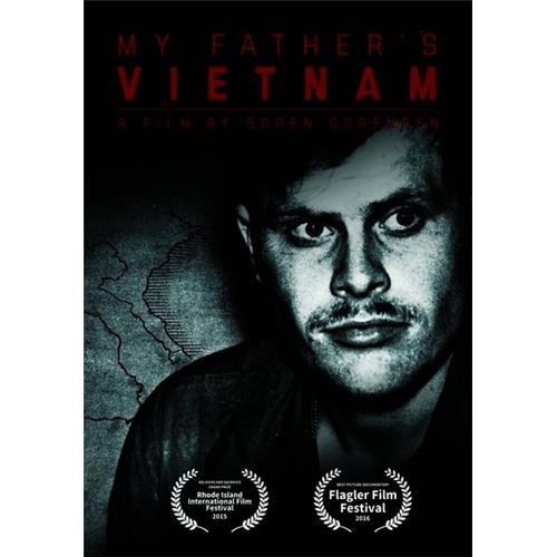 My Father's Vietnam DVD-9 191091038444