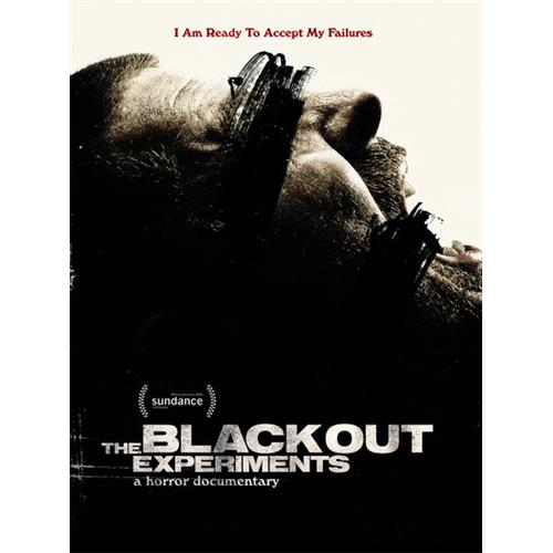 The Blackout Experiments DVD-9 191091038468