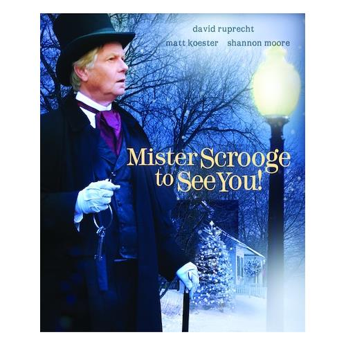Mister Scrooge to See You (BD) BD-25 191091163573