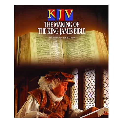 KJV: The Making of the King James Bible (BD) BD-25 191091163580