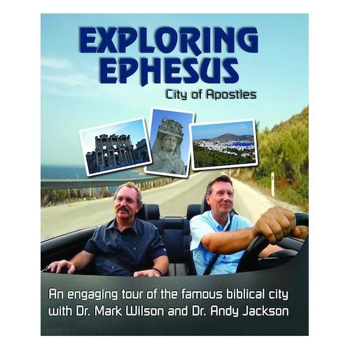 Exploring Ephesus: City of Apostles (BD) BD-25 191091163603