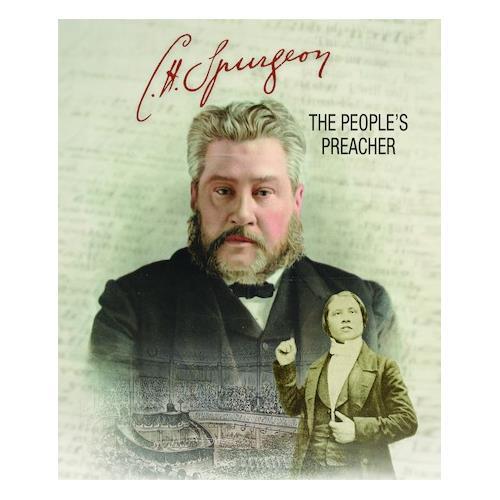 C.H. Spurgeon: The People's Preacher (BD) BD-25 191091163610