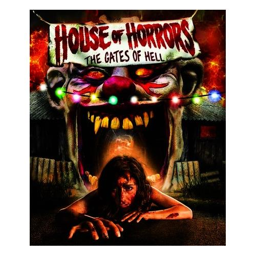 House of Horrors: Gates of Hell (BD) BD-25 191091186992