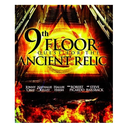 9th Floor: Quest for the Ancient Relic (AKA Infiltrators) (BD) BD-25 191091198452