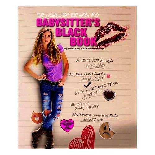 Babysitter's Black Book (BD) BD25 191091208922