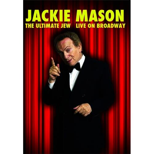 Jackie Mason - The Ultimate Jew DVD5 191091216026