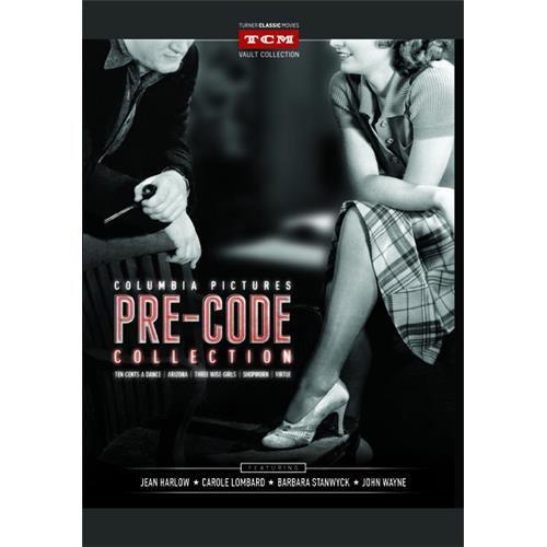 Columbia Pictures Pre-Code Collection DVD [5 disc] DVD-5 609224114700