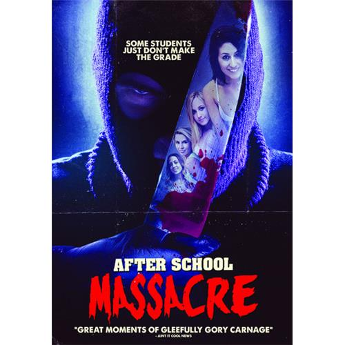 After School Massacre DVD-5 634392186754