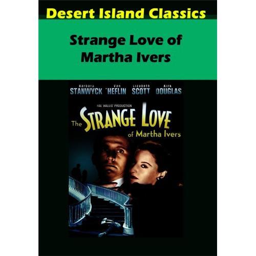 Strange Love of Martha Ivers DVD-5 637801681802