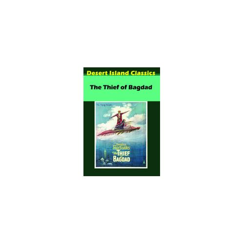 Thief of Bagdad, The DVD-5 637801683219