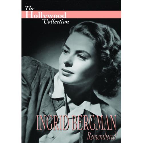 Hollywood Collection - Ingrid Bergman: Remembered DVD-5 646032034790