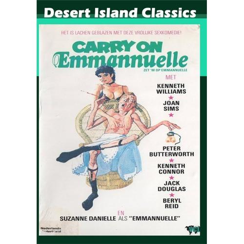 Carry On Emmannuelle DVD Movie 1978 - Comedy Movies and DVDs