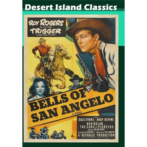 Bells Of San Angelo, The DVD Movie 1947 - Drama Movies and DVDs