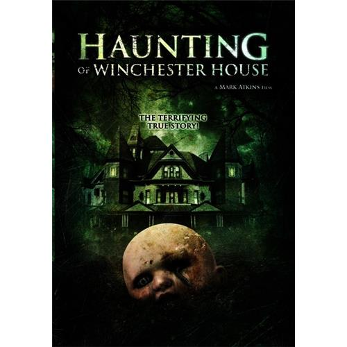 Haunting Of Winchester House DVD-9 686340234642