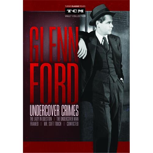 Glenn Ford: Undercover Crimes DVD Collection [5 disc] DVD-5 700867900214